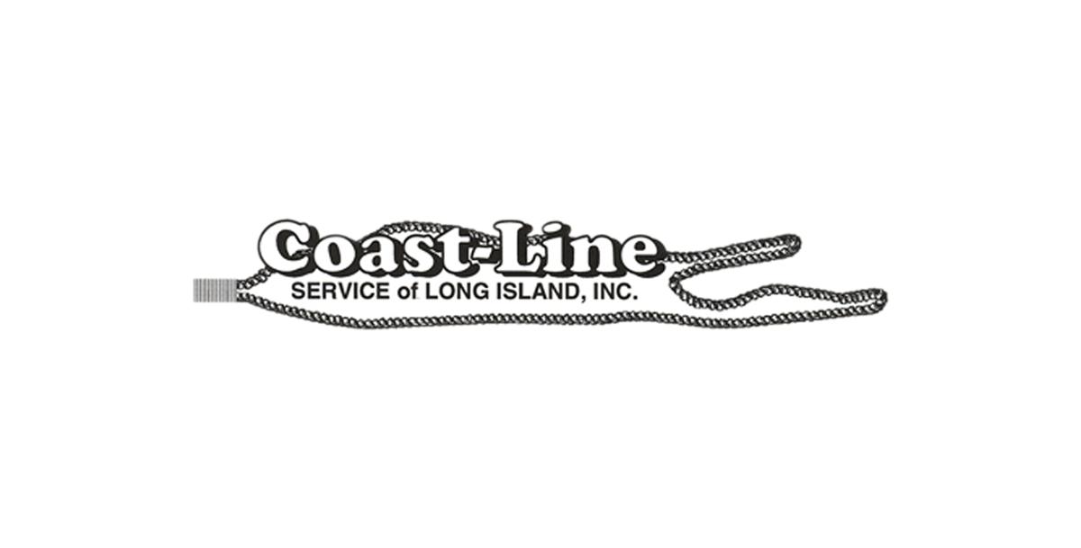 Coast-line Logo Design