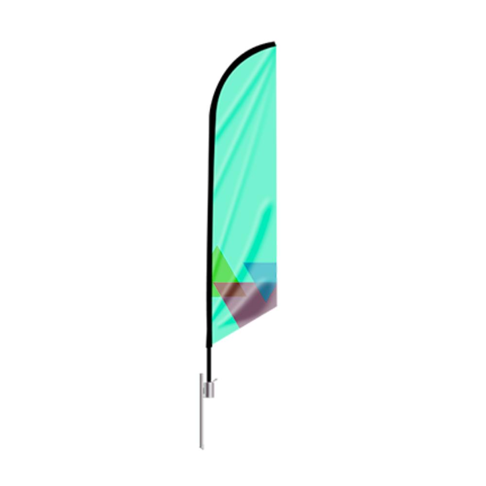 Angled Flag
